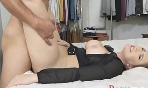 Busty MOM'_s speech on Sexual connection
