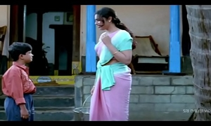 Meena Scenes Back to Back - Telugu Clips - Sri Balaji Video
