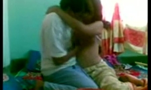 Bangladeshi horny girlfriend coition with husband Frnd